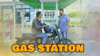 Gas Station A Film By Nabeel Afridi | Warangal Diaries