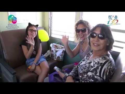 TREN ANIVERSARIO CALAMA 2018