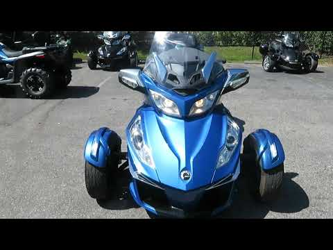 2018 Can-Am Spyder RT Limited in Sanford, Florida - Video 1