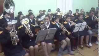 preview picture of video 'Banda de Vientos Cantos de Atalayas Asamblea de Dios en Misiones - San Javier'