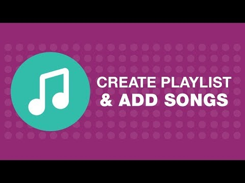 How to create playlists & add songs to playlists on JioMusic?