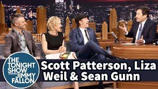 Scott Patterson, Liza Weil And Sean Gunn Support Jimmys Gilmore Girls Fever