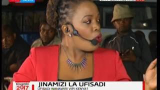 Jinamizi la ufisadi; Kivumbi2017 (Sehemu ya tatu)