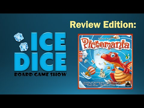 Ice Dice BGS: Pictomania Review