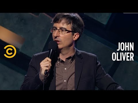 The Most American Thing That's Ever Happened - John Oliver
