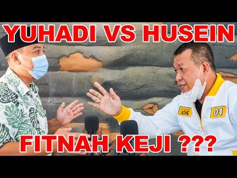 Duel Panglima Pilkada Bandarlampung, Yuhadi Vs Husein ( part 1)