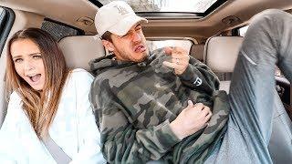Husband & Wife JONAS BROTHERS Carpool Karaoke!