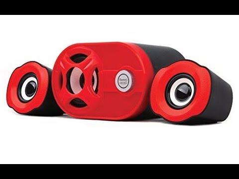 Quantum QHMPL USB 2.1 Mini Speaker review