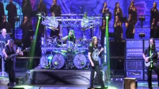 Dream Theater - Illumination Theory ( Live From The Boston Opera House ) Part 2 - with lyrics