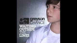 Paparazzi   Greyson Chance [studio Version] + (sidebar Lyrics)