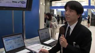 富士通フォーラム2010商品開発現場に効くPCクラスタシステム