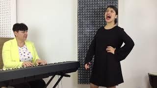 Урок вокала №24 | Разбор песни Верни мне музыку - Арно Бабаджанян | Типичные ошибки вокалиста