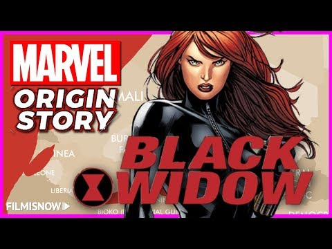 Black Widow aka Natasha Romanova Origin