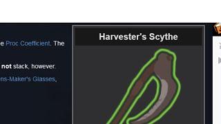 ROR ep. 5: getting 57 leaf clover and harvester's scythe unlocked