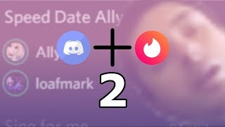 Discord Speed Dating 2