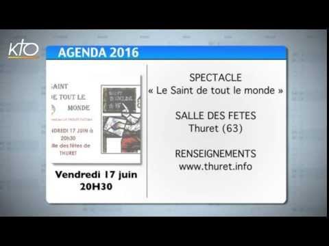 Agenda du 10 juin 2016