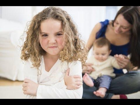5 конкретных рекомендаций психолога, как быть с детской ревностью