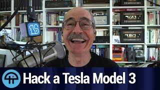 Hack a Tesla Model 3 at Pwn2Own