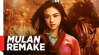Mulan live-action remake movie — What We Know