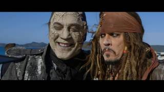 Kuinka tehtiin Pirates of the Caribbean: Dead Men Tell No Tales