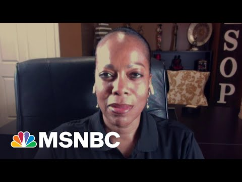 Louis Police Lt.: 'I'm In A Police Union That Holds Bad Cops Accountable' | The Last Word | MSNBC