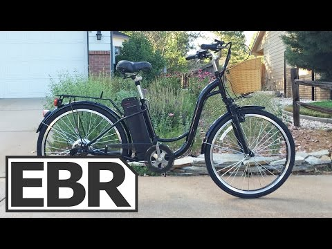 Watseka XP Video Review – $650 Ebike from Amazon, Cheap and Heavy