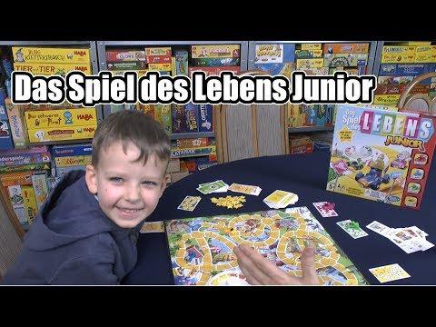 Das Spiel des Lebens Junior (Hasbro) - ab 5 Jahre -  Teil 381 .... wirklich schon ab 5 Jahre?