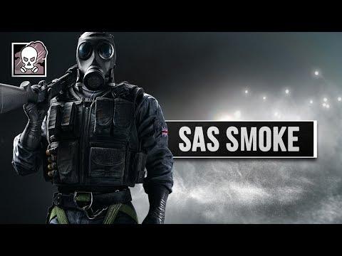 Rainbow Six Siege - Smoke Operator Guide | deutsch