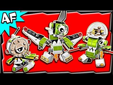 Vidéo LEGO Mixels 41528 : Niksput