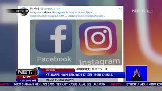 Media Sosial & Whatsapp Down Jadi Trending Topic NET12