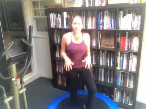 Health Benefits of Exercising on a Mini Trampoline