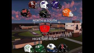 TYFL 5th Grade All-Star Full Highlight Recap : North 26 South 14