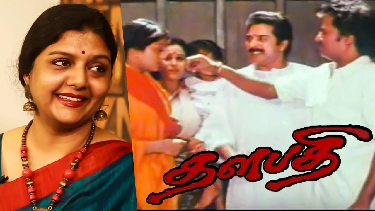 How Mani Ratnam Got The Character Right In Thalapathi? | Bhanupriya | Kadaikutty Singam