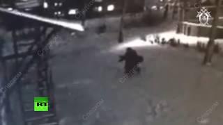 В Красноярском крае маленькая каратистка отбилась от насильника