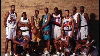 1996 NBA Draft Class Career Highlights (Kobe, Iverson, Nash)