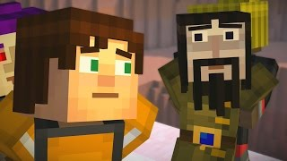 Minecraft: Story Mode - Episode 7 - Access Denied (30)