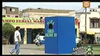 """HABACILAR """"Tortazo En La Cara"""" (Margaracha Y Carlos Barraza) Mira: Sólo Faltas Tú"""