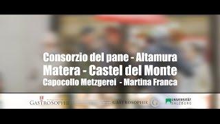 APULIEN   Altamura - Matera - Castel del Monte - Martina Franca
