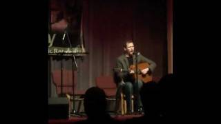 "John Doyle sings ""The Arabic"" at O'Flaherty Irish Retreat 2011"