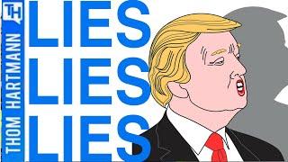 Another Lie: Is Trump the DJ Khaled Of Lies?