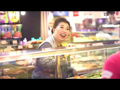 臺北市防疫做得全,民眾安心遊-有點距離的小旅行(蔡季芳x市場)