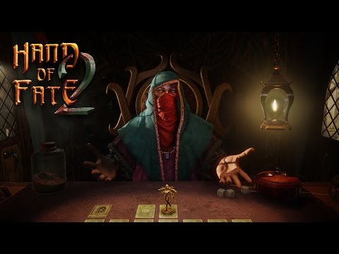 Hand of Fate 2: Announce Trailer thumbnail