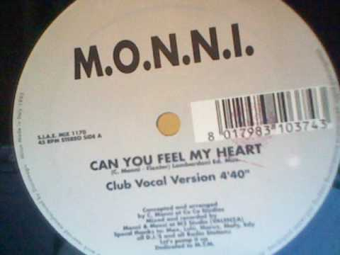 MONNI - Can You Feel My Heart (Club Vocal Version)