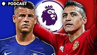 CHELSEA VS. MAN UTD - WILL SARRI GET MOURINHO SACKED? | PODCAST