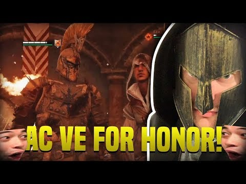 ZABIL JSEM EZIA ve For Honor!