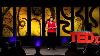Crowd sourcing the feminine intelligence of the planet: Jensine Larsen at TEDxConcordiaUPortland