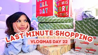 Last Minute Christmas Shopping | Vlogmas 22, 2020 by ThatsHeart