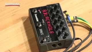 Eventide Space Reverb Pedal Demo by Sweetwater