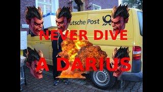 Never dive a DARIUS    Gameplay edit.
