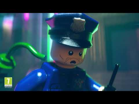 Видео № 0 из игры LEGO DC Super-Villains - Deluxe Edition [PS4]